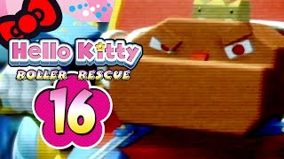 Hello Kitty: Roller Rescue - Stage 16 End - The Final Countdown