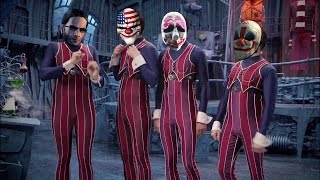 We Are Number One But John Wick Teaches The PAYDAY Gang To Be Number ONE