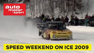 200 km/h på en trädgårdstraktor! Speed Weekend Funäsdalen