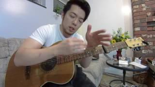 もっと自由にギターが弾けるようになるには→https://goskemusic.wixsite...
