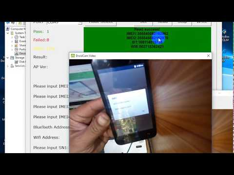 All Spd imei Repair-Free  Q mobile I2 demo-Easy