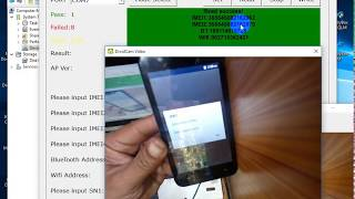 All Spd imei Repair-Free. Q mobile I2 demo-Easy