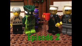 """Ninjago: Legends of the Serpentine ep. 2: """"Police Brutality and Exposition"""""""