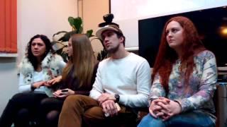 Встреча с участниками сериала «Курт Сеит и Александра» в Петербурге(3)