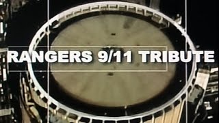 """""""NY Rangers' 9/11 Tribute (#31 of MSG's Top 50 Greatest Moments)"""