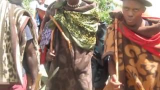2014 Herschell Amahlubi Initiates Part 4 - Kwa Mei
