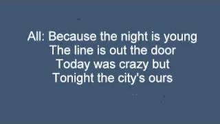 Big Time Rush - The City Is Ours (with Lyrics)