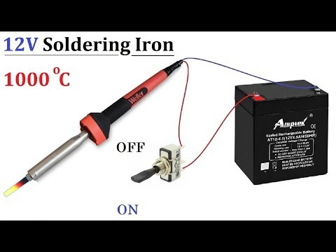 230 Volt  Great for DIY @ Home! Sealey DIY Soldering Iron 100W
