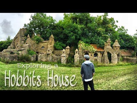 Exploring a Hobbits House | Hidden in a Secret Location in the U.K.