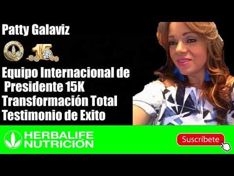TESTIMONIO DE ÉXITO/ PATTY GALAVIZ PRESIDENTE EJECUTIVO 15K UN DIAMANTE