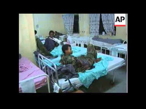 Ethiopia - Eritrea launches surprise air attack