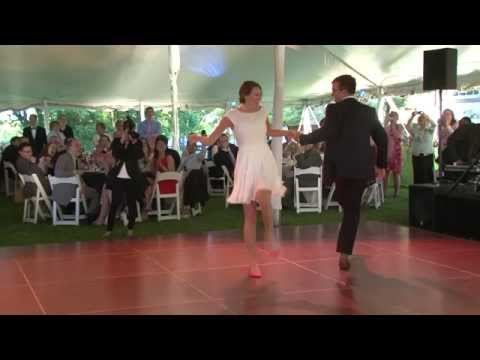 Dave & Daphne's First Wedding Dance to Wake Me Up Before You Go-Go (by Wham!)