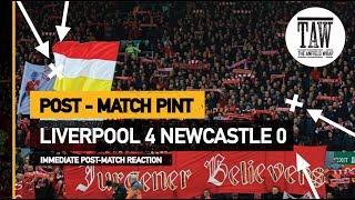 Baixar Liverpool 4 Newcastle 0   Post Match Pint