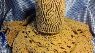 Желтая шапка бриошь Часть 1