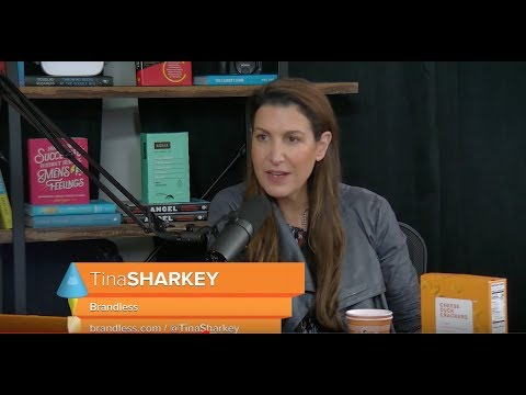 E880 Tina Sharkey CEO Brandless disrupts retail w/ products reflecting consumers' values not brands'