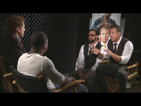 """Miz & Mizdow talks to Will Ferrell and Kevin Hart about their new film """"Get Hard."""""""