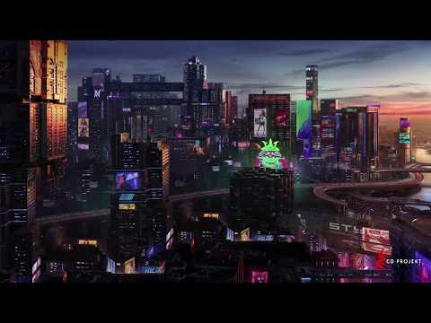 Cyberpunk 2077 Night City Live Wallpaper 1080p