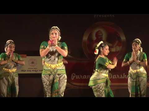 KFAC - Purandara Darshana - Bharatanatyam Dance Recital - B Bhanumathi & Ensemble