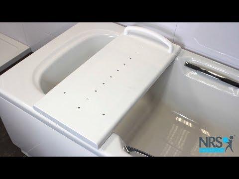 Myco Adjustable Width Bath Board Review
