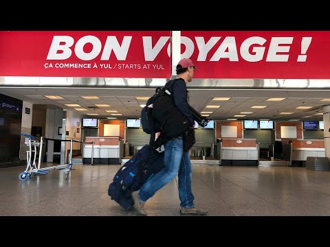 Canada Warns Travellers To Return Home Amid COVID-19 Pandemic