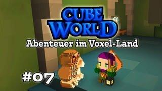 Cube World #07 - Bosskampf und kaum noch Tränke [Deutsch] [HD+] [Let
