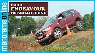 Ford Endeavour Off-Road Drive Experience, Kochi | Fasttrack | Manorama Online