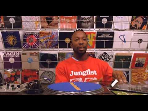 Human Traffic Koop's Jungle Record Store Scene