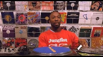 Human Traffic Koop's Jungle Record Store Scene