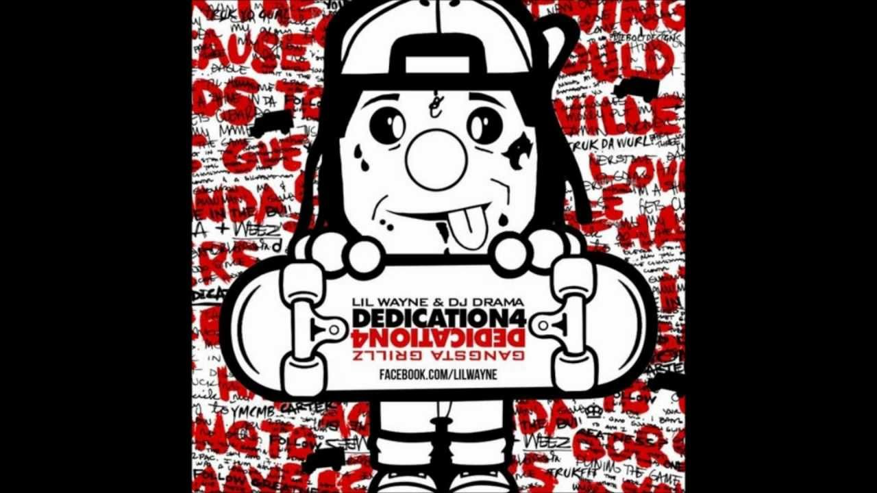 Lil wayne & dj drama dedication 4 (file, mp3) | discogs.