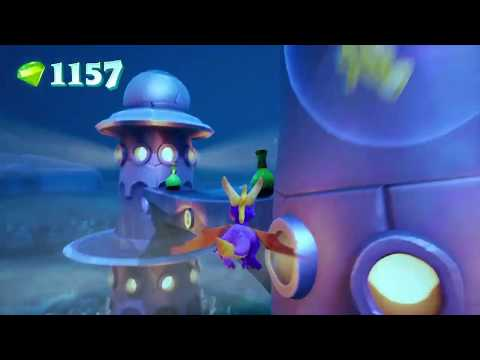 Spyro Reignited Trilogy - Aquaria Towers and Ocean Speedway
