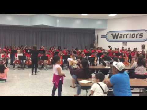 Orchestra @ Hodges Bend Middle School