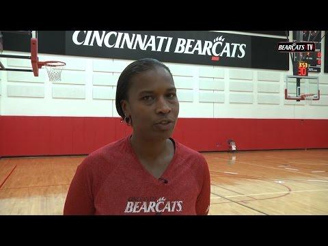 Jamelle Elliott Discusses the Start of Practice
