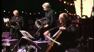 Astor Piazzola tribute - Adios Nonino with introduction by Piazzolla