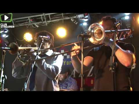 NEW YORK SKA JAZZ ENSEMBLE - LIVE