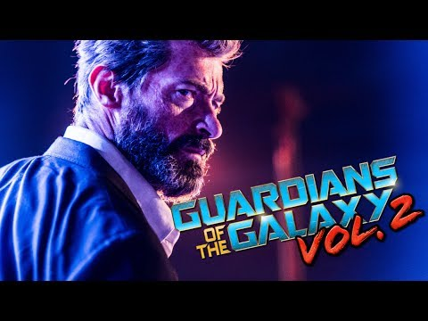 Logan Opening Credits (Guardians of the Galaxy Vol.2 Style)