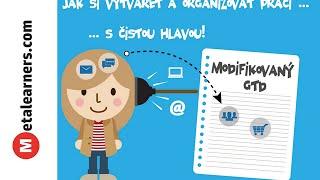Jak si vytvářet a organizovat práci s čistou hlavou (GTD)