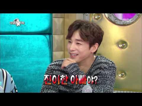 [RADIO STAR] 라디오스타 - 4mc's Naming Gag 20150930