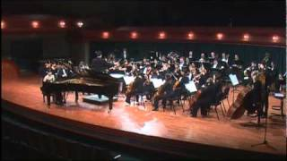 Prokofiev - Piano Concerto No. 3 in C major, Op. 26 (Andante - Allegro)