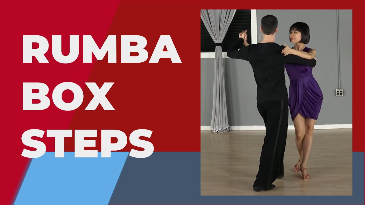 how to dance rumba step by step