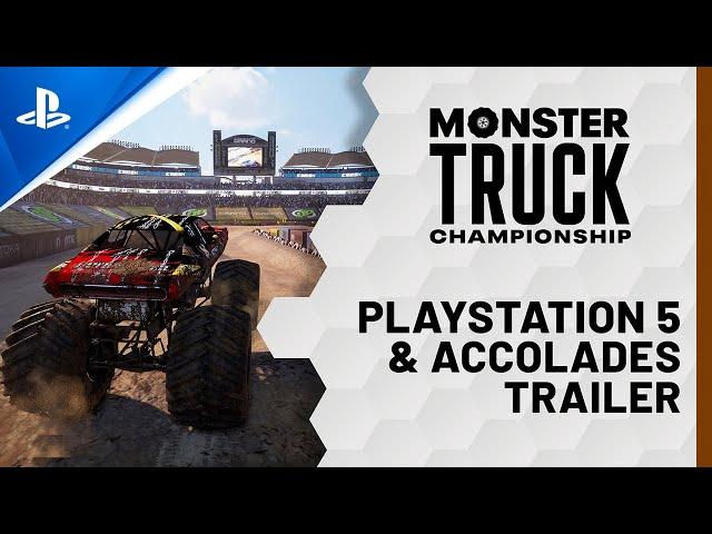 Monster Truck Championship (видео)