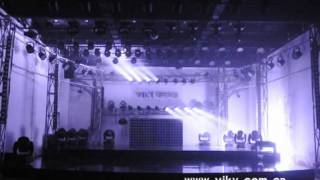 VIKY stage lighting showroom effect.mpg