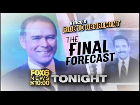 Vince Condella Last Day on Fox 6 News (Full) - 5/25/2016