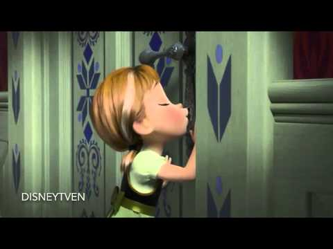 Do You Want to Build a SnowmanKristen Bell, Agatha Lee Monn & Katie Lopez from 'Frozen' HD