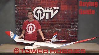Load Video 2:  Tower Hobbies Vista Grande EP Sailplane ARF 100