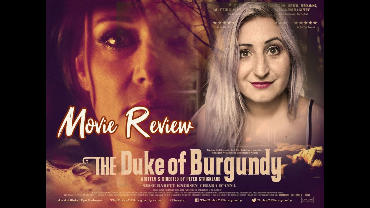 Download Movie Review: The Duke of Burgundy (2014)