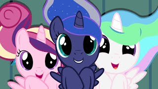 The BEST of The Princesses - MLP Baby Comic/Animation Compilation