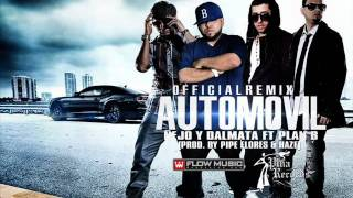 Automovil-Dj Vizueth ft Ñejo Dalmata ft Plan B