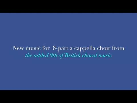 New 8-part choral work