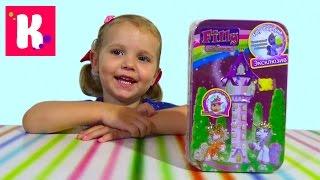 Пони Филли единорог коробочка сюрприз распаковка Filly surprise box unboxing