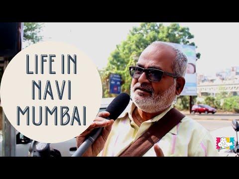 Life in Navi Mumbai | Public Opinion | Vickylive | 2017